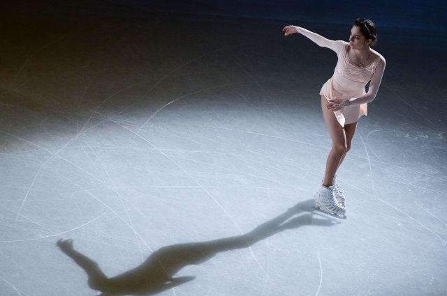Российская фигуристка превзошла собственный мировой рекорд