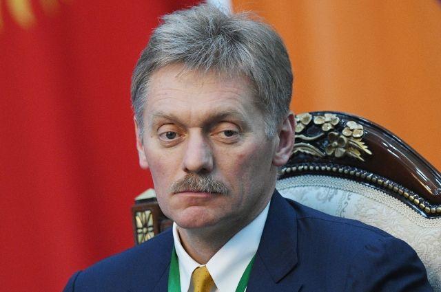 Песков прокомментировал встречу В.Путина  иКадырова