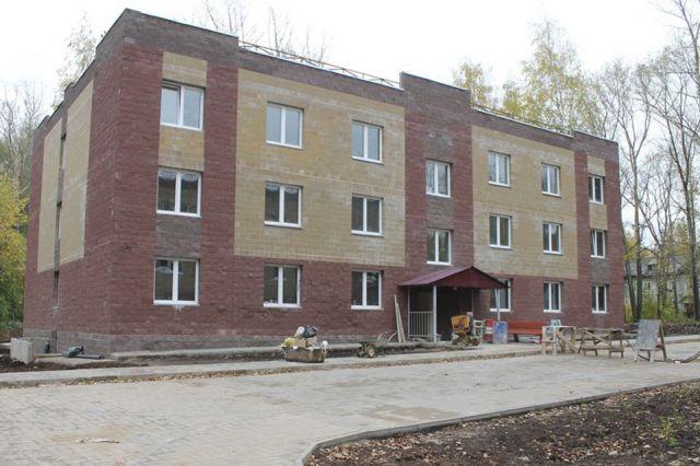 Выяснилось, как чиновники Кировской администрации строили страшные  квартиры для сирот