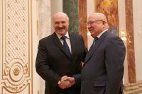 Александр Лукашенко и Валерий Шанцев