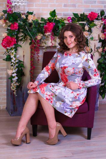 Оксана Кубекова, 19 лет. ВКИ(ф)РУК, «Экономическая безопасность».