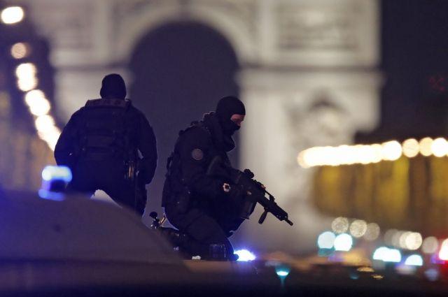 ИГвзяло насебя ответственность заатаку наполицейских встолице франции