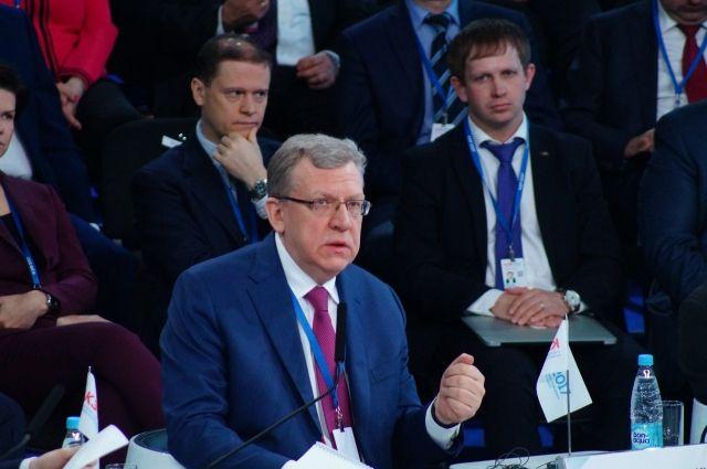 Кудрин сравнил систему госуправления РФ со«старой скрипучей машиной»