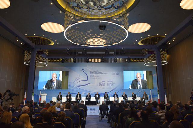 Какие страны принимают участие в Ялтинском экономическом форуме?
