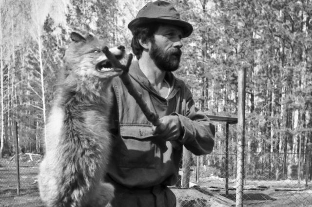 Трофеи на охоте бывают разные.