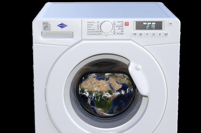 Кузбассовец, устав стирать вещи коллеги, украл для него стиральные машины.