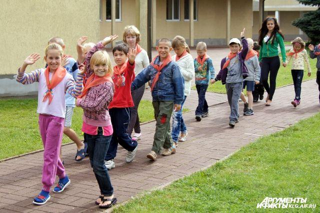 16 детских оздоровительных лагерей будут работать в Калининградской области.