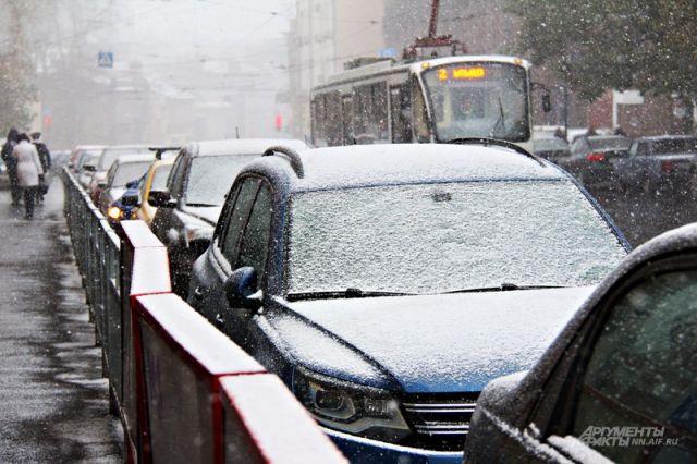 Общегородской субботник перенесли вНижнем Новгороде из-за погодных условий