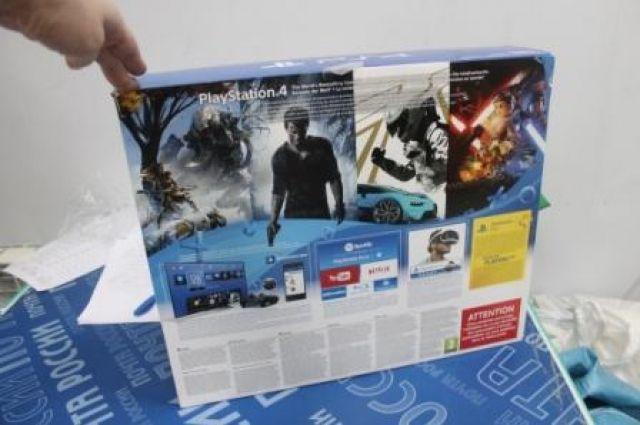 «Sony Playstation-4» оказалась шифровальным аппаратом.