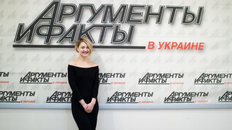 Участница команды Сергея Бабкина Вера Кекелия