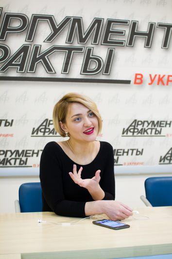 Финалистка проекта Вера Кекелия