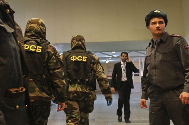 В Хабаровске совершено нападение на приемную УФСБ