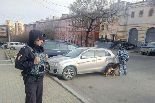 В вещах напавшего на приемную ФСБ не нашли взрывного устройства