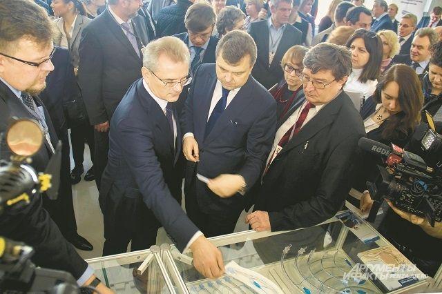 Лейтмотивом форума стала тема развития медицинской промышленности до 2020 года.