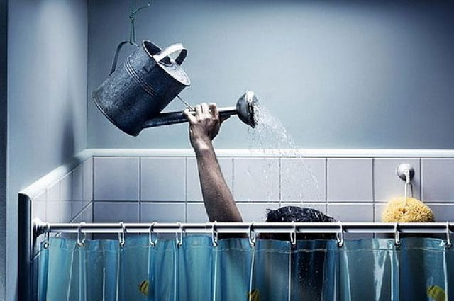Ежедневный душ приводит кболезням— Ученые
