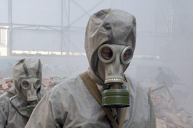 РФ уничтожила 97,6% запасов химоружия