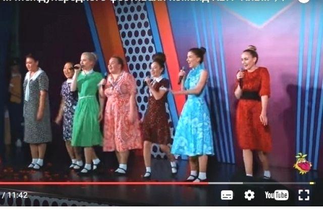 Иркутская команда «Раисы» вышла вполуфинал высшей лиги КВН