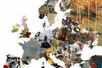 Карта создана из 44 картин