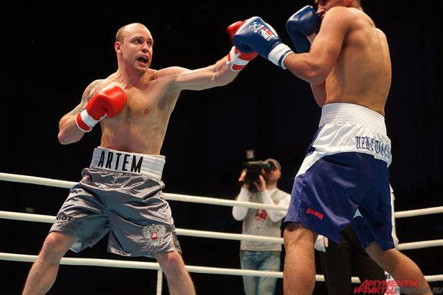 Uzbek Tigers встретятся с Патриот Boxing Team вПерми