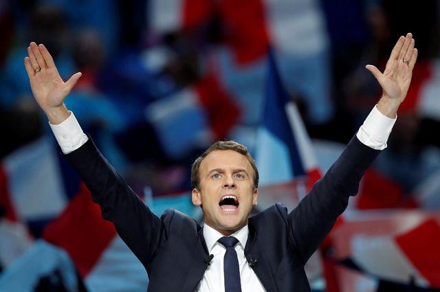 Разум или чувства? Почему Макрон лидирует в президентской гонке во Франции