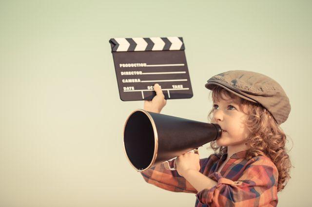 Сами себе режиссёры. Зачем детям снимать кино?