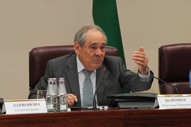 Татарстан желает продлить договор оразграничении полномочий сРФ без изменений