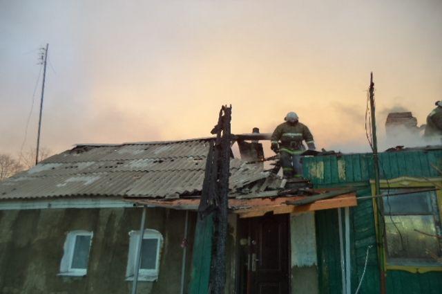 ВЩёкинском районе пожар забрал жизнь 80-летнего мужчины