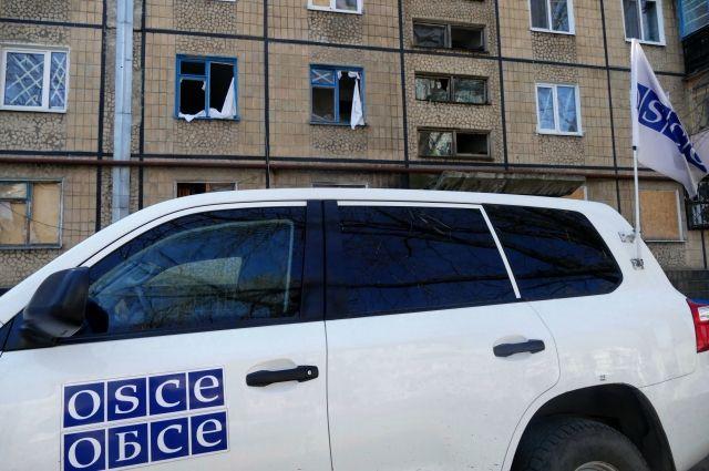 Погибший при взрыве в Донбассе член миссии ОБСЕ был гражданином США