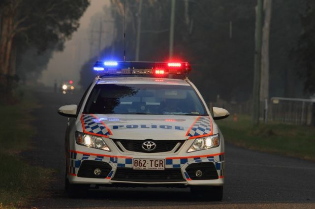 ВАвстралии 12-летний ребенок попытался проехать намашине через всю страну
