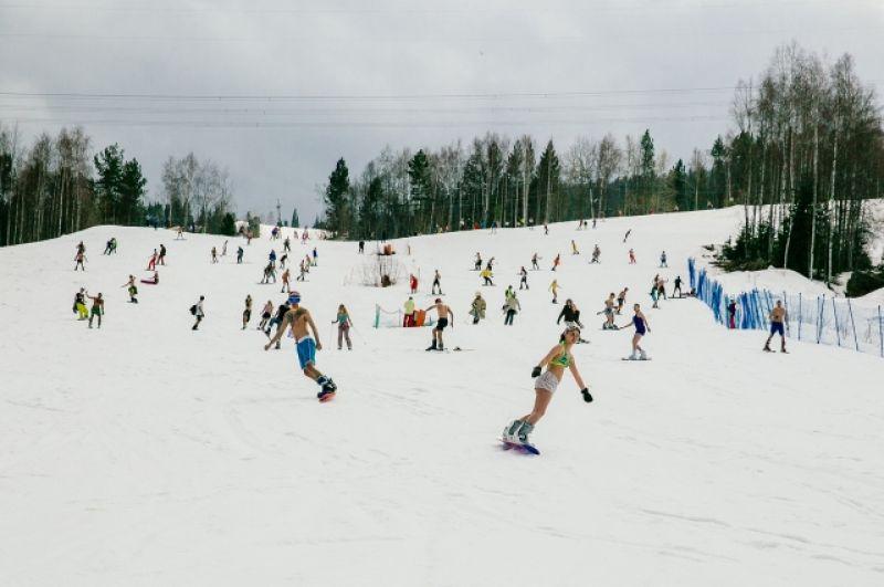615 человек - новый рекорд для горы Соболиной.