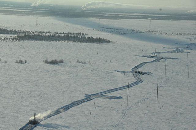 На Ямале состояние зимников может измениться в любой момент.