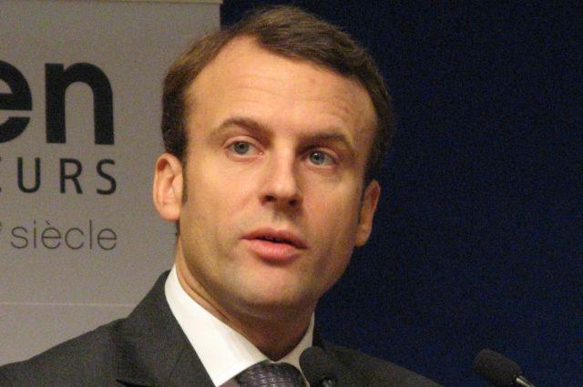 Кандидат в президенты в Франции Эммануэль Макрон. Досье