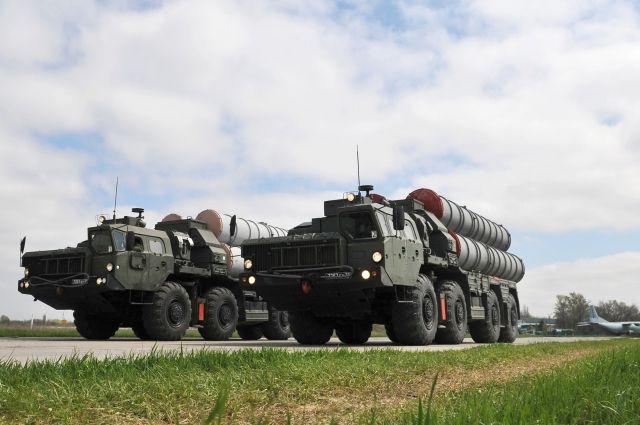 Новая зенитно-ракетная система С-500 сможет поражать цели на высоте 100 км
