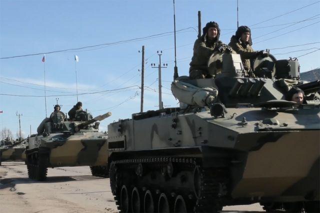 ВДВ Российской Федерации до 2020 получат неменее 300 бронемашин