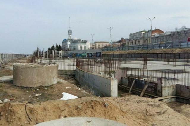 Расчисткой Нижне-Волжской набережной займется ООО«Элит-Альянс»