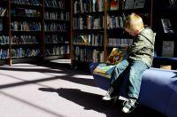 Любовь к книге прививается с раннего детства.