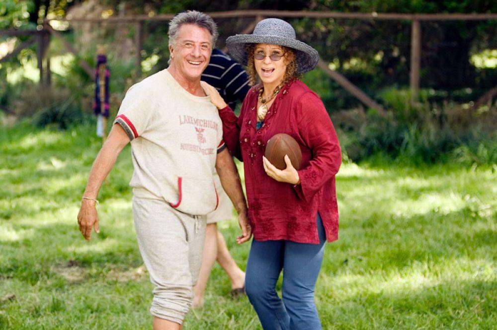 В 2004 году, после восьми лет перерыва, Барбра вернулась на большой экран, снявшись в комедии Бена Стиллера «Знакомство с Факерами».