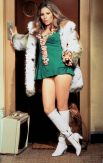 Барбра Стрейзанд в комедии «Филин и кошечка» (1970).