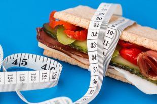 При правильно подобранной диете масса тела приходит в норму