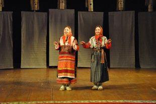 Пензенскую область на конкурсе представлял дуэт Татьяна и Анны Стаильских.