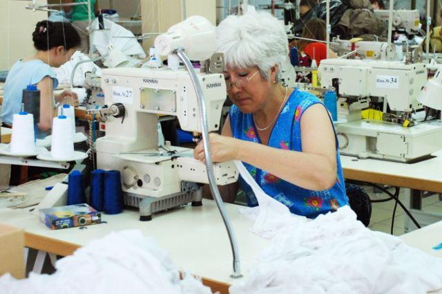 Профессия швеи стала самой востребованной среди рабочих в крае