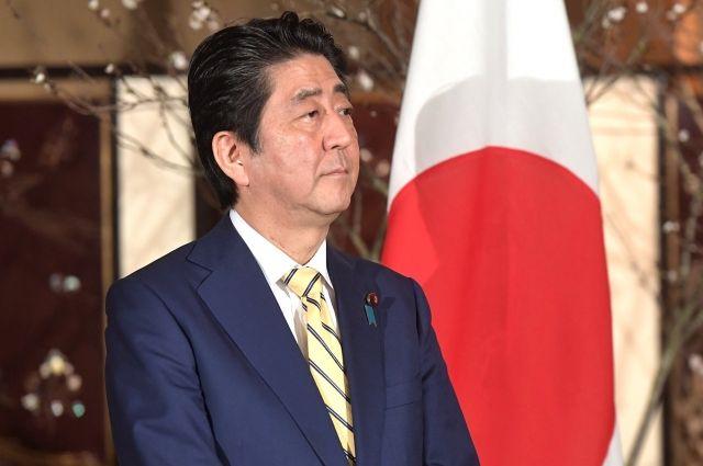 Синдзо Абэ в России будет сопровождать министр экономики Японии