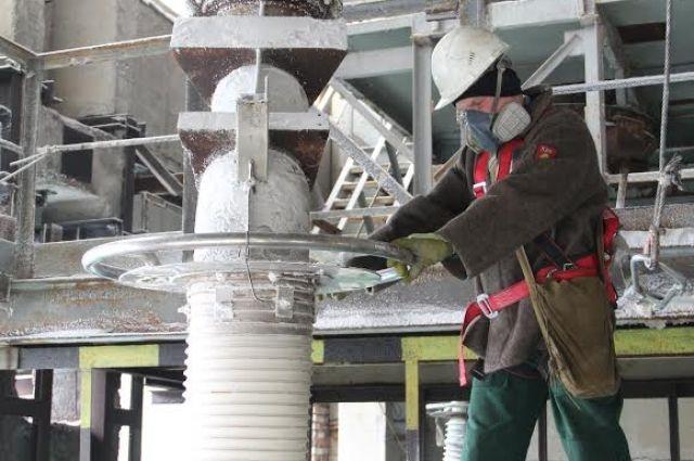 «ПМУ» выпускает два основах товарных продукта: аммиак и карбамид.