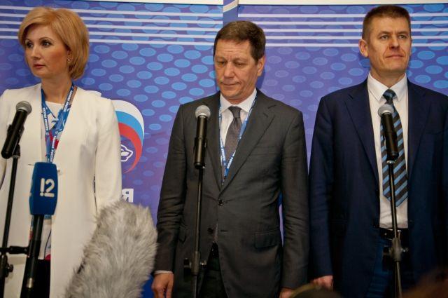 Баталина поведала, что будут обговаривать на консилиуме «Единой России» вОмске