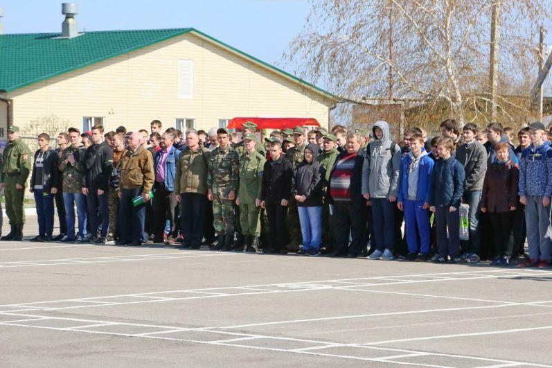 Более 400 юношей и девушек Цимлянского и Волгодонского районов побывали в гостях в войсковой части №3504.
