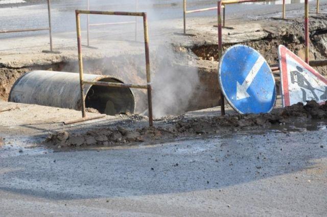 Вцентре Воронежа трагедию наводоводе препятствует устранить стройка