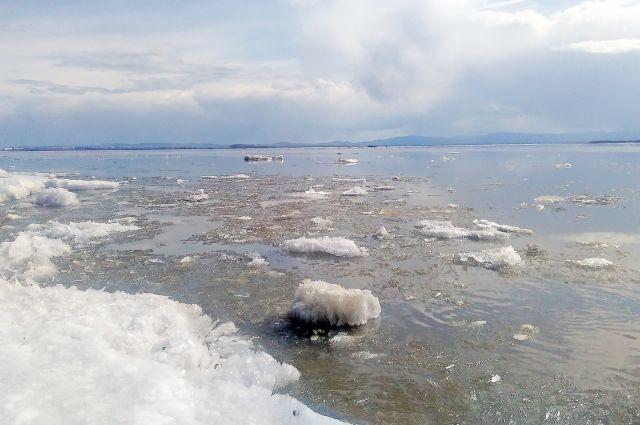 Засутки уровень воды вОби уНижневартовска вырос на17 сантиметров