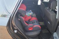У калининградских водителей будут проверять наличие детских кресел.