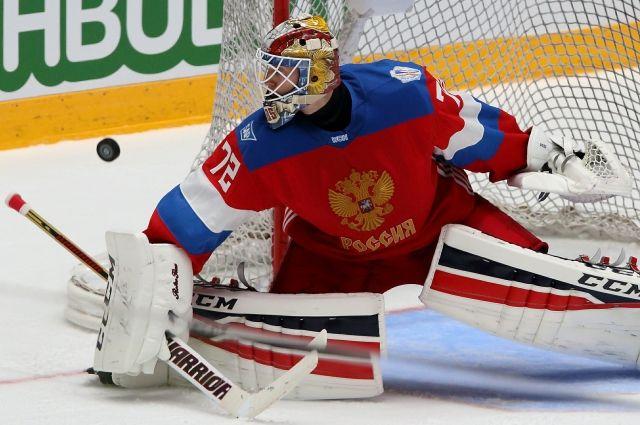 Бобровский не будет выступать за сборную РФ на ЧМ по хоккею-2017