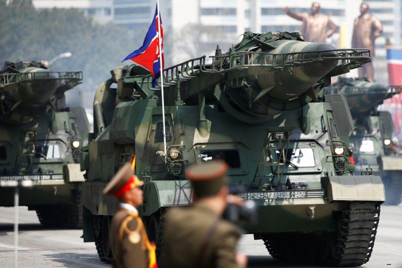 На вооружении КНДР также находятся ракеты «Нордон-1», «Хвасон» (5-6), KN-02, «Луна-М» и «Тэпходон» (1-2-3).